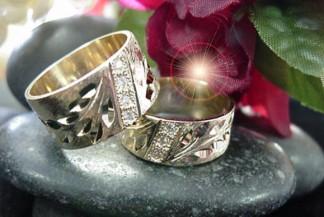 hawaiian_jewelry_hoku_8mmjpg 25753 bytes - Hawaiian Wedding Rings