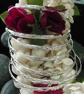 Silver Hawaiian Jewelry